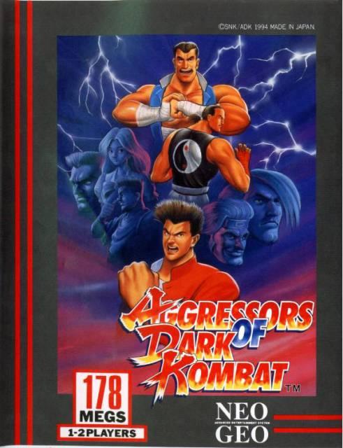Aggressors of Dark Kombat