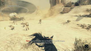 The campaign has a large assortment of gameplay styles, settings & missions.