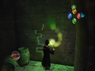 The Lumos spell reveals more than might be imagined