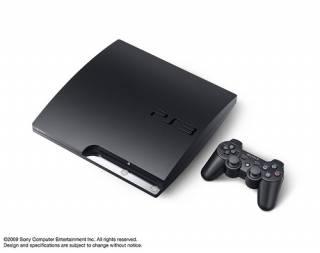 The PlayStation 3 Slim