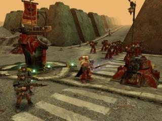 The Blood Ravens defense of Magna Bonum