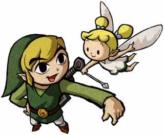 Wind Waker version of Link