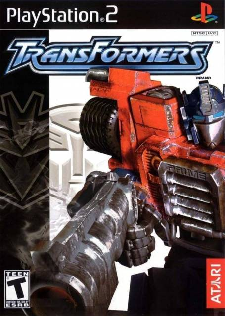 Atari's Transformers for the PS2