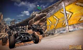 Vehicles play an important role throughout the game.
