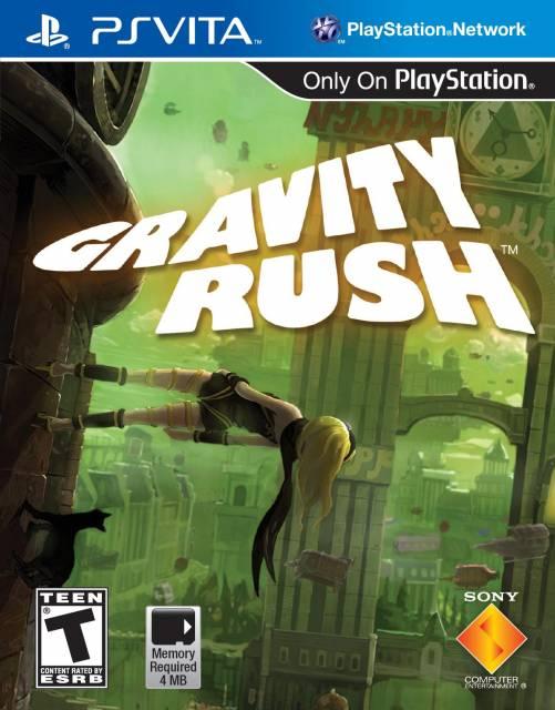 Enter Gravity Rush