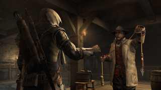 Achilles teaching Connor.
