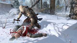 Combat makes up a large part of the gameplay.