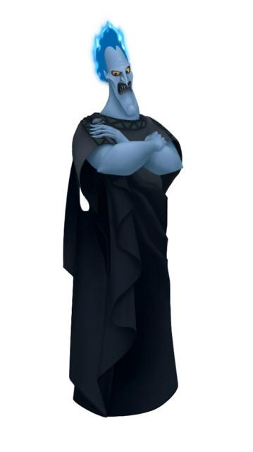 Hades in Kingdom Hearts