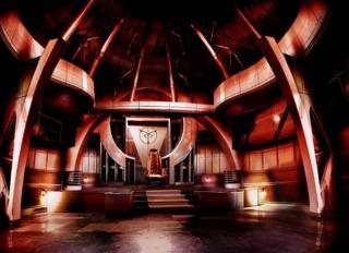 Saddler's throne room