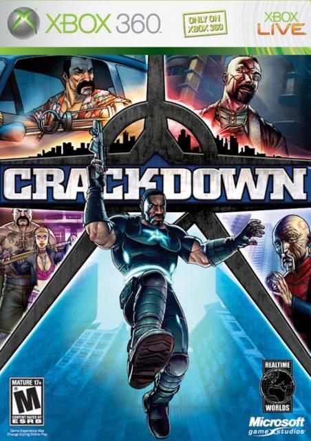 Crackdown - 2007 Winner