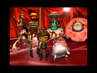 Raz at the Meat Circus