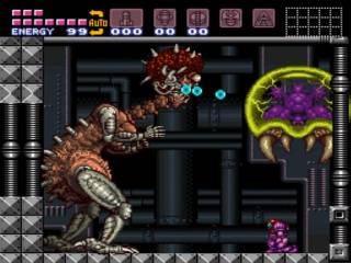 Super Metroid both starts and finishes strong.