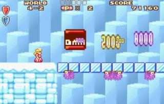 The Super Mario Advance version is a bit fantastic.
