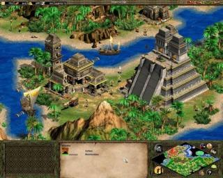 Ensemble Studio's sequel to Age of Empires.