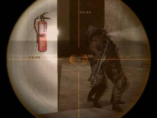 Spy taking advantage of a Merc
