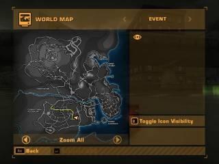 World Map of Rockport City