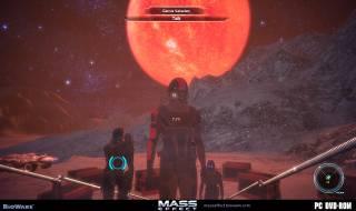 Exploring a planet