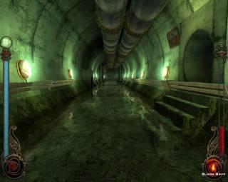 Sewers of Santa Monica.