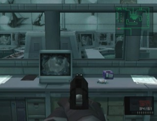 The Twin Snakes adds gameplay features that weren't originally seen until Metal Gear Solid 2 - and also Gamecubes