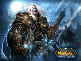 Arthas, the first Death Knight