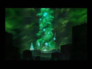 The appearance of Tartarus during the Dark Hour. This is where SEES fights the shadows.