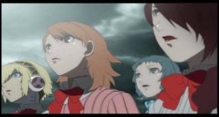 Yukari during the final battle.