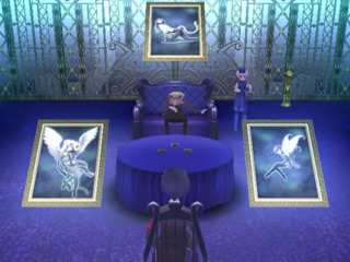 The player can access the Velvet Room at any time.