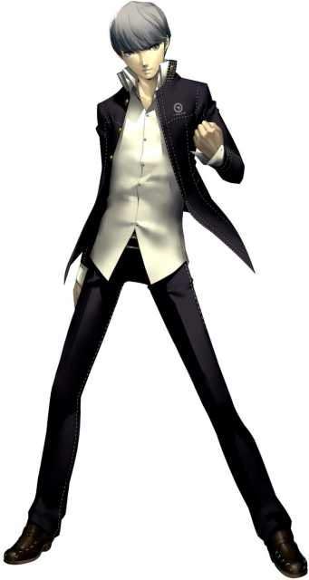 Persona 4 art