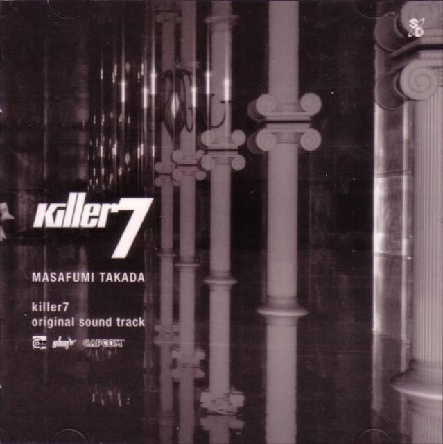 Album cover of the Killer7 Original Soundtrack.