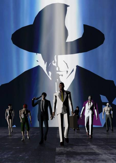 Say hello to the Killer7 Syndicate.