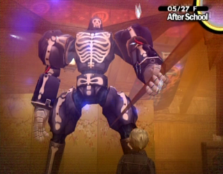Kanji faces his other self...