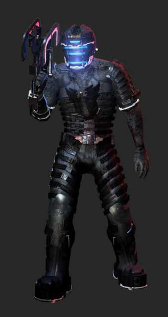 PS3 Exclusive Dead Space suit.
