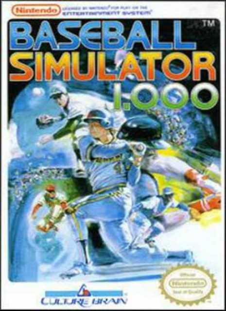 Baseball Simulator 1.000