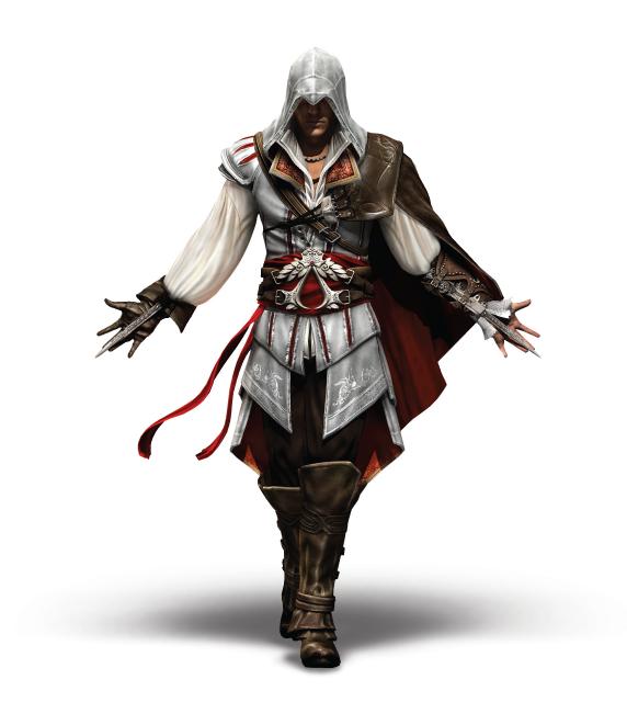 Ezio from Assassin's Creed II