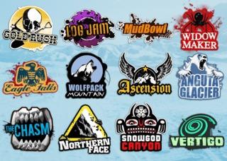 Track Logos