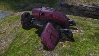 Ghost in Halo 3