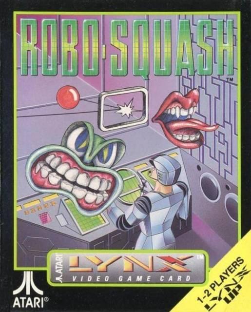 Robo-Squash