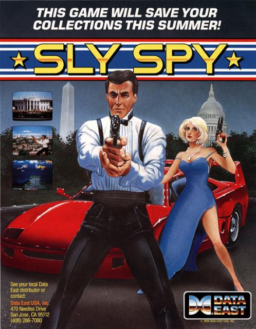 Sly Spy: Secret Agent