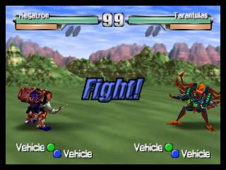 The Nintendo 64 version of the game.