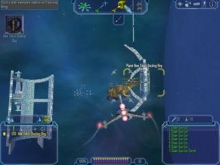 Freelancing in space