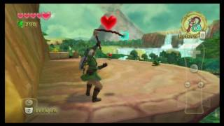 Skyward Sword could be alright