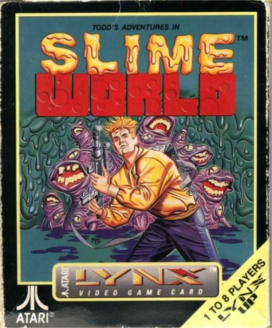 Todd's Adventures in Slime World