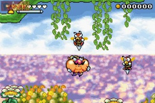 Wario's allergies are a blessing in disguise.