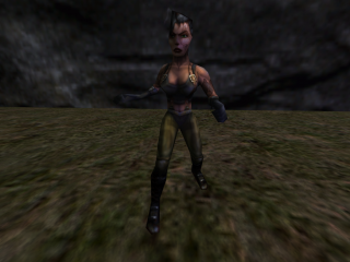 One of many avatars that can represent Prisoner 849