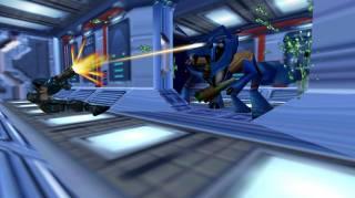 Juno attacks an enemy.