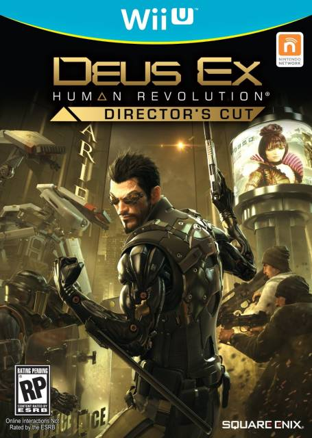 Game cover for the Wii U
