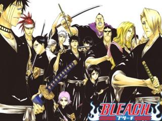 The Bleach Lieutenants