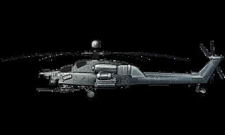 MI-28 HAVOC (RU)