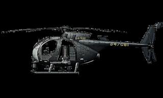 AH-6J Little Bird (US)