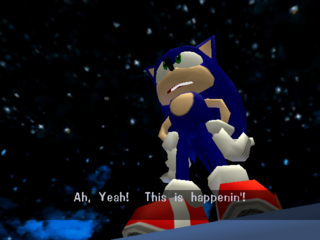 Sorry Sonic, but according to danielkempster it isn't.